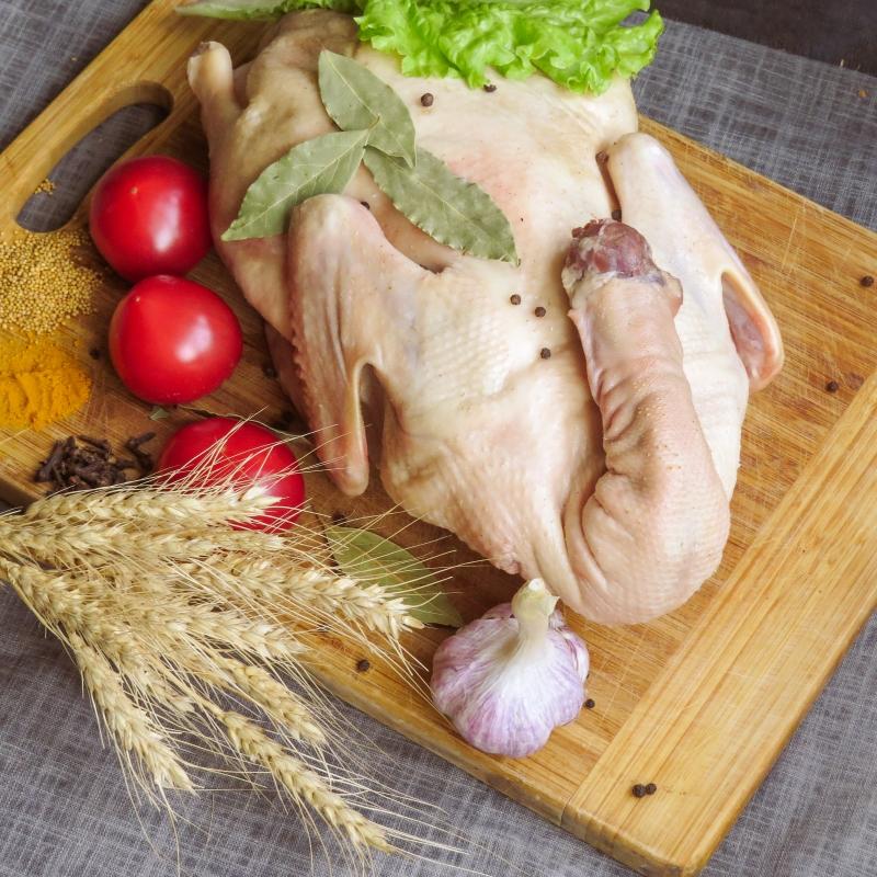Фермерское мясо утки