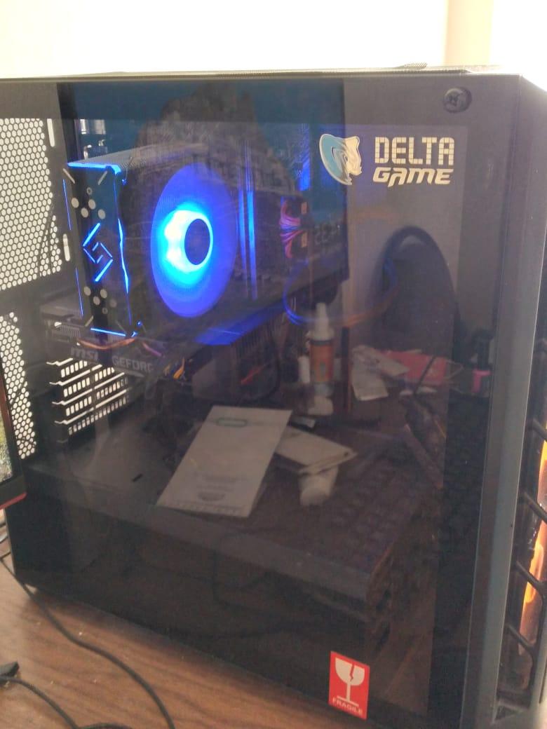 игровой компьютер RTX 2060 super