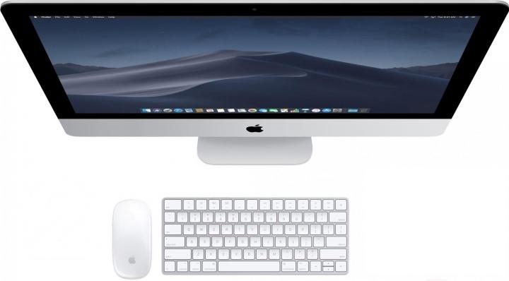 "Моноблок Apple iMac 27""  MXWU2RU/A"