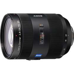 Фото объектив Sony Zeiss 2.8 24-70.ZA .SSM