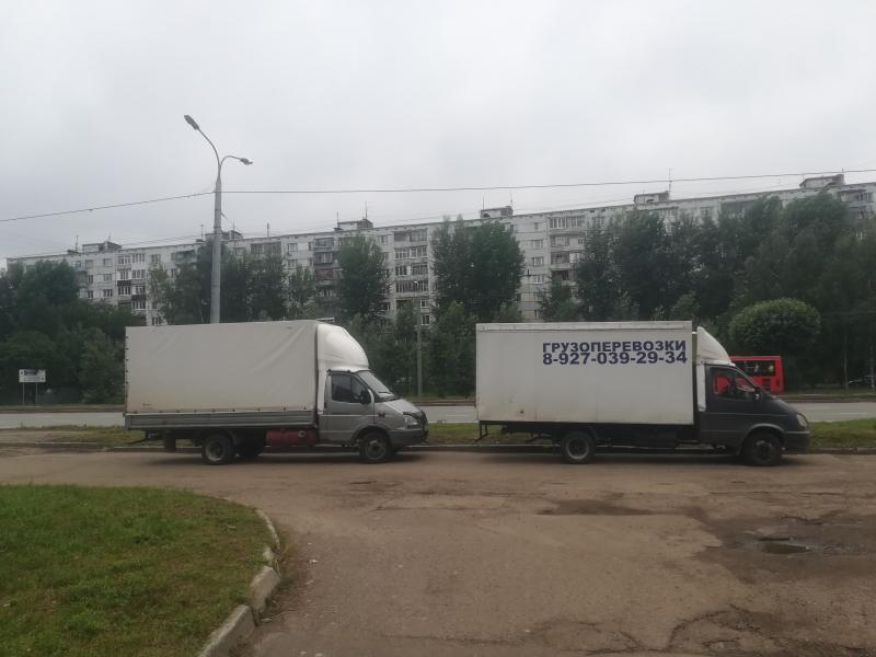 Грузоперевозки/Газели4.30м/Казань/Межгород