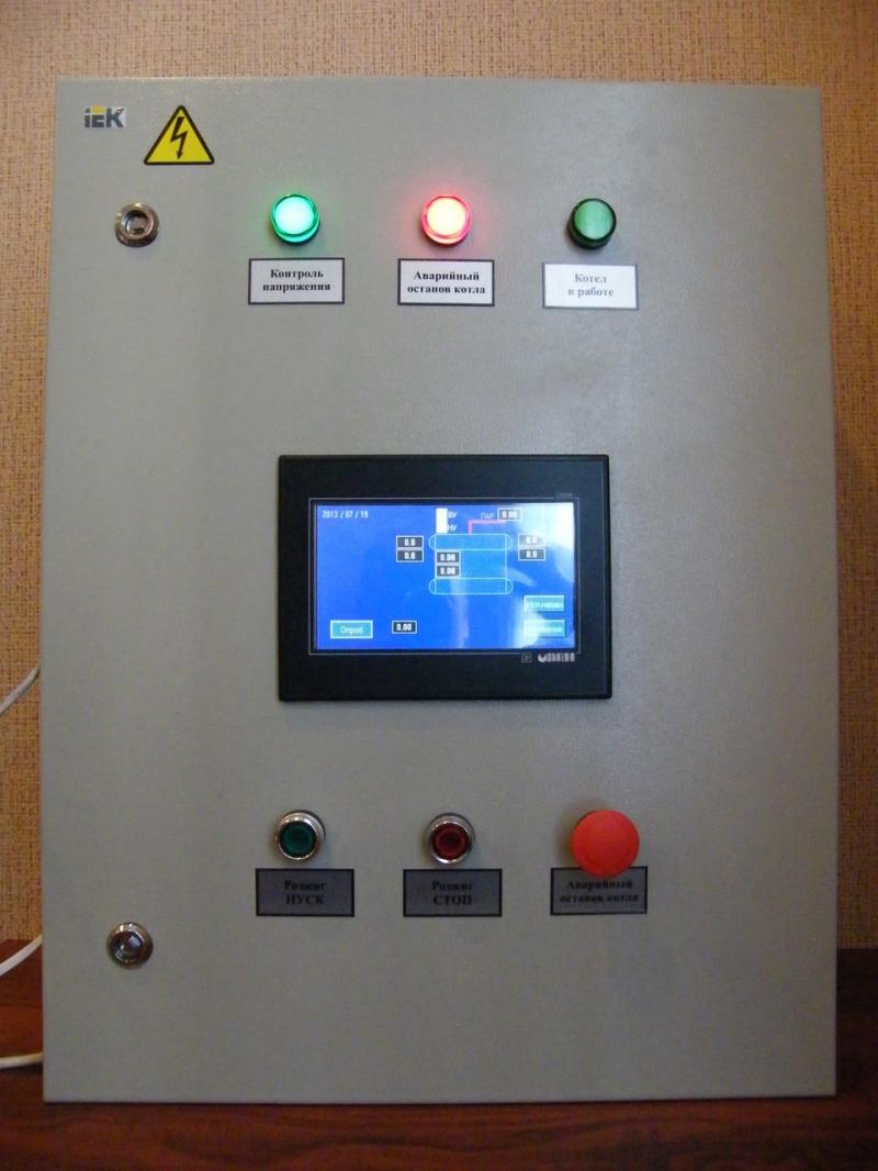Производство, сборка электрощитов (нку)