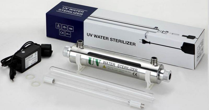 уф стерилизатор, ультрафиолетовый стерилизатор, ультрафиолетовый обеззараживател