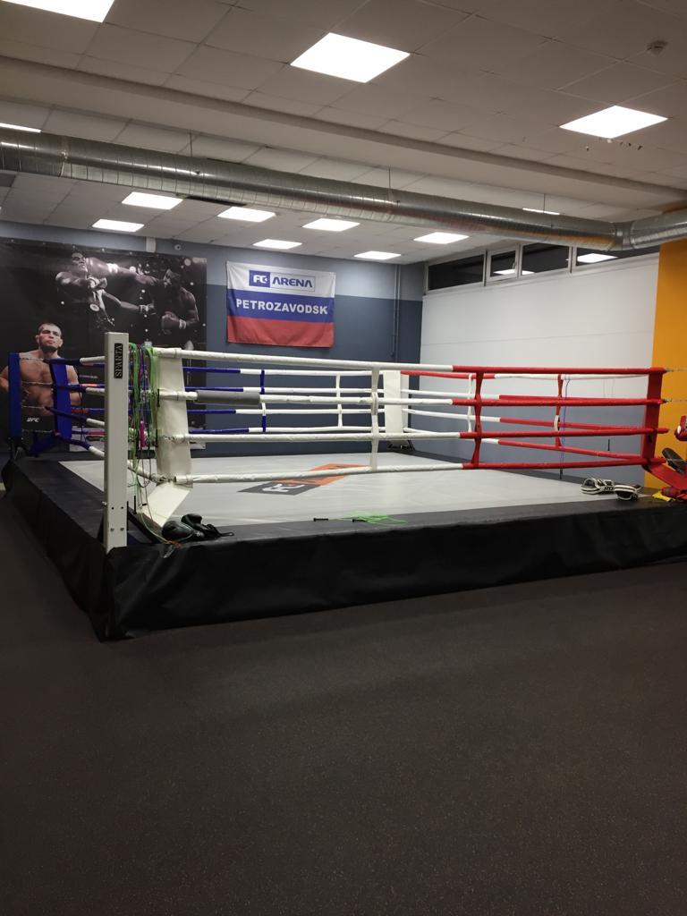 Ринг боксерский 5*5