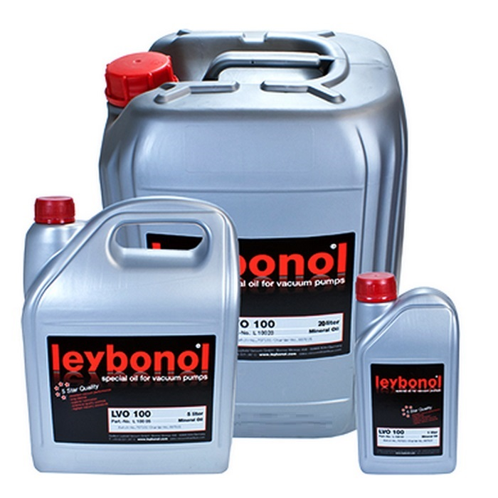 Вакуумное масло LEYBONOL LVO 100, 120, 130, 200