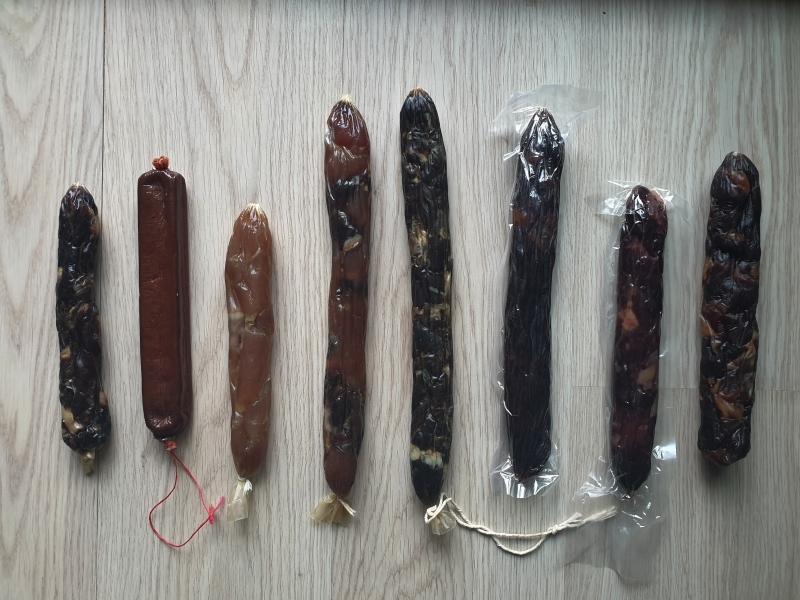 Продажа натуральных фермерских колбаса