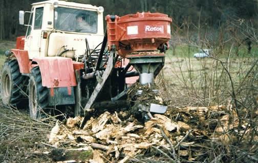 Корчеватель пней на трактор МТЗ
