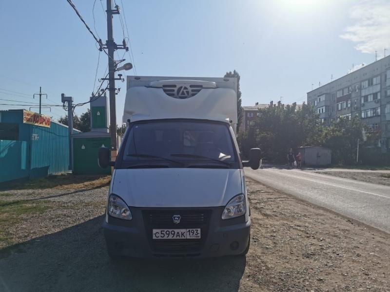 ГАЗ Соболь 2310, 2015