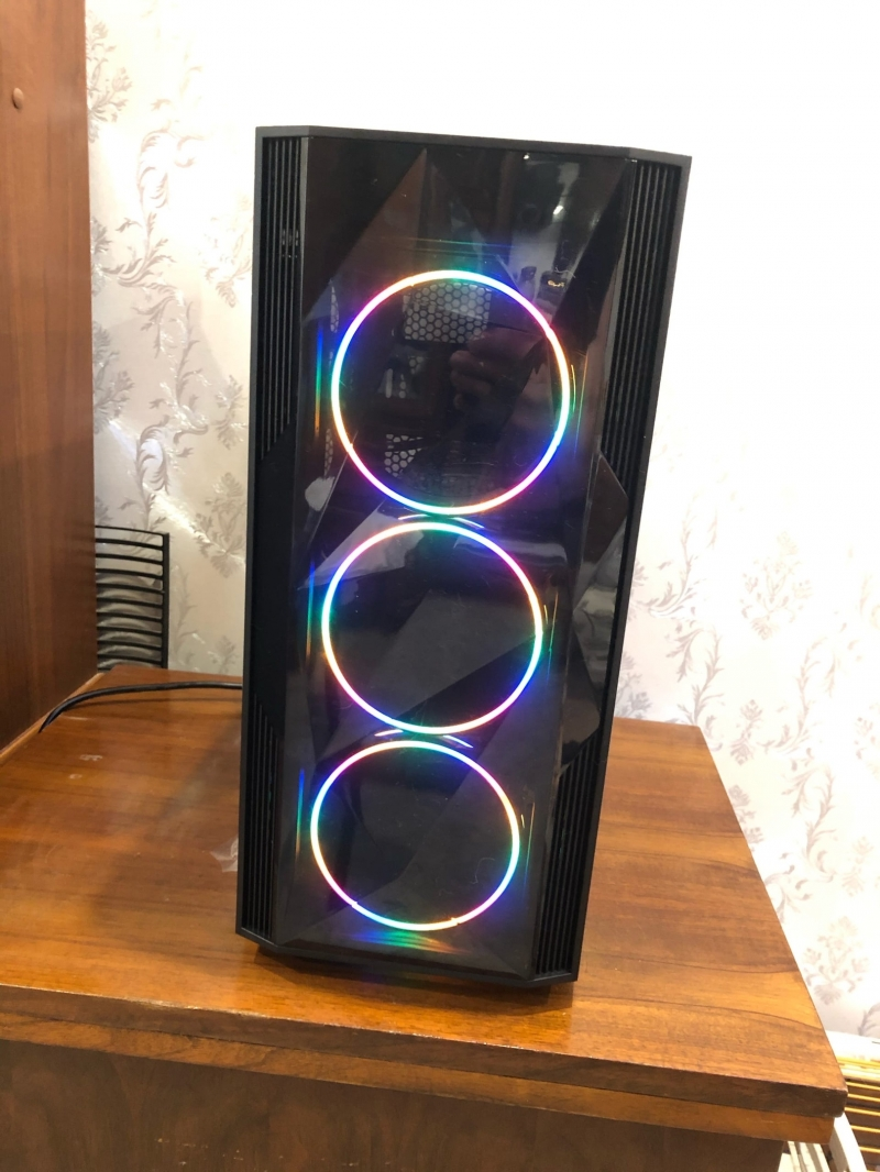 Системный блок i5 9400F/16gb/ssd/hdd 2tb/1070ti