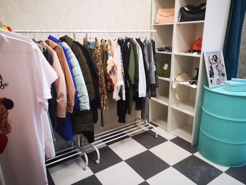 Шоу-рум женской одежды