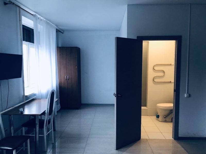 Жилые комнаты в хостеле