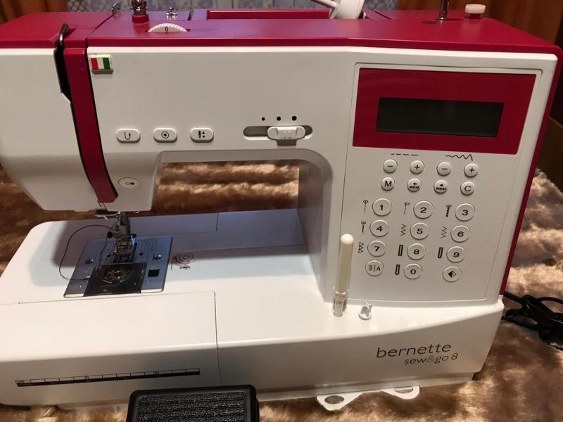швейную машину продам