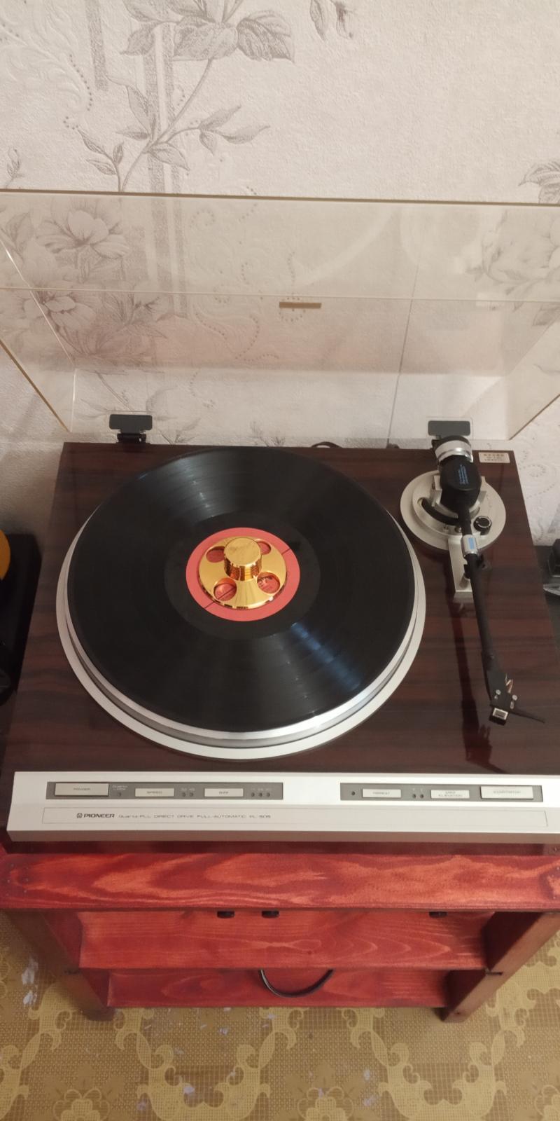 Проигрыватель виниловых пластинок Pioneer PL-505