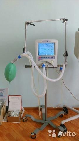 Аппарат искусственной вентиляции легких iVent 201