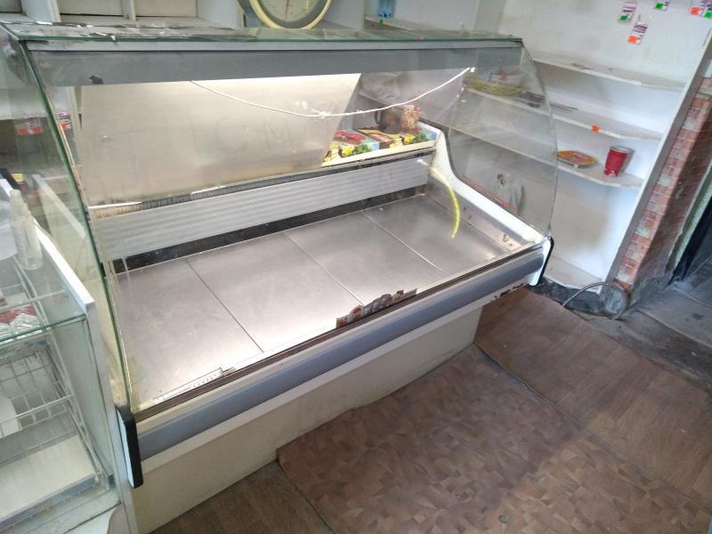 Холодильный витрина бу Айсберг пвс 0.16-075