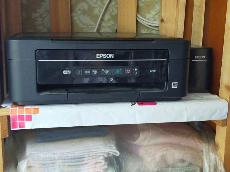 принтер EPSON L366