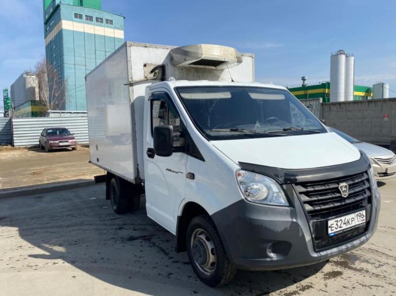 ГАЗ ГАЗель Next грузовой рефрижератор, 2015