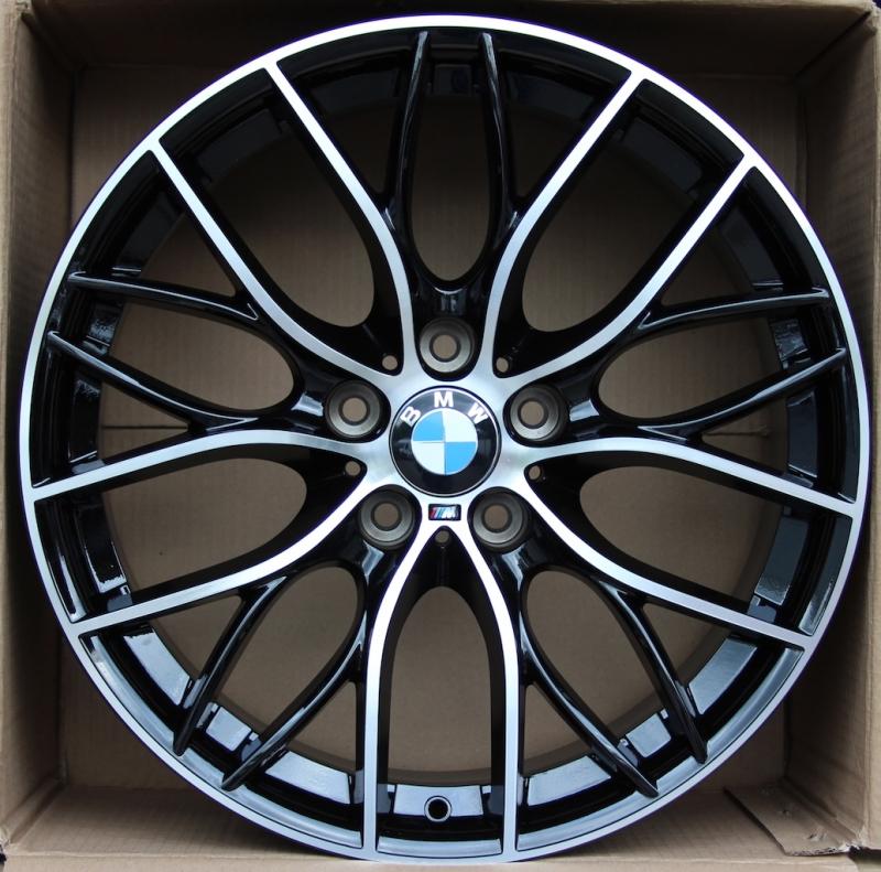 Диски R19 BMW 5 серии (F10)