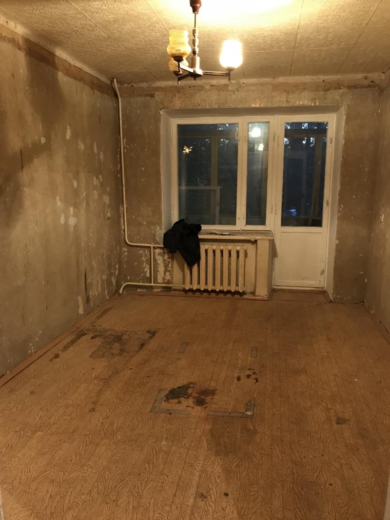 2-к квартира, 37 м2, 2/5 эт.