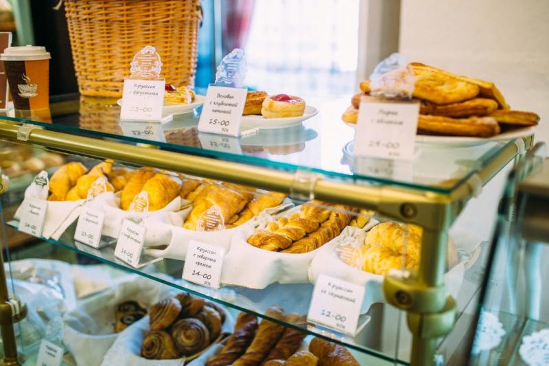 действующая прибыльная пекарня