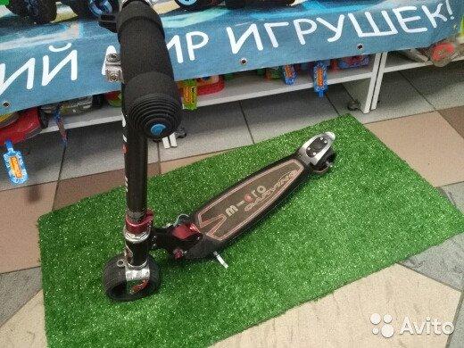 Самокат Micro