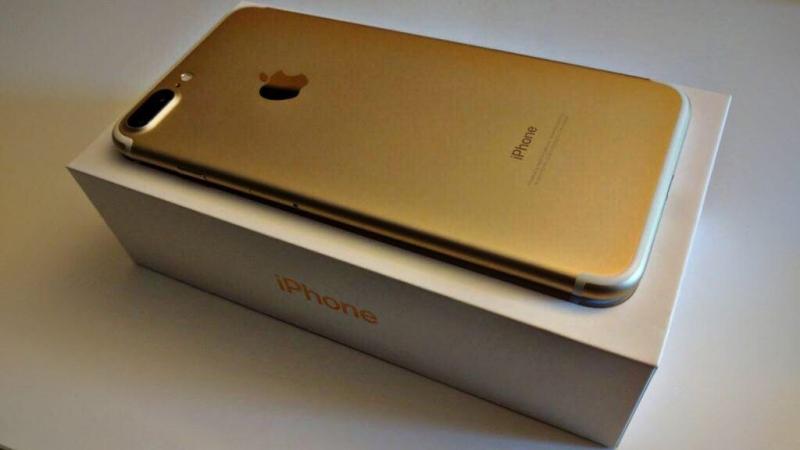 iPhone 7 32 gb /Gold/