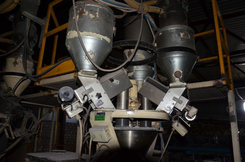 Оборудование для производства нетканого материала спандбонд