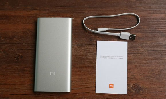 Xiaomi Power Bank 2 10000 mAh