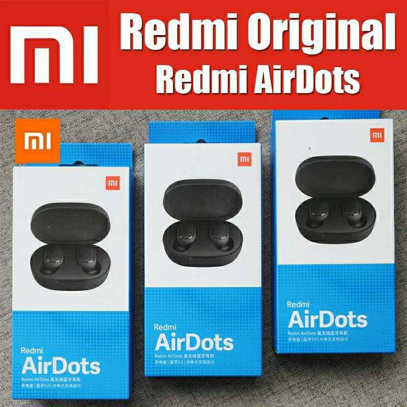 Наушники Redmi AirDots оригинал