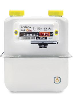 Газовый счетчик / Прибор учета газа ВЕКТОР от производителя НПП СКАЙМЕТР
