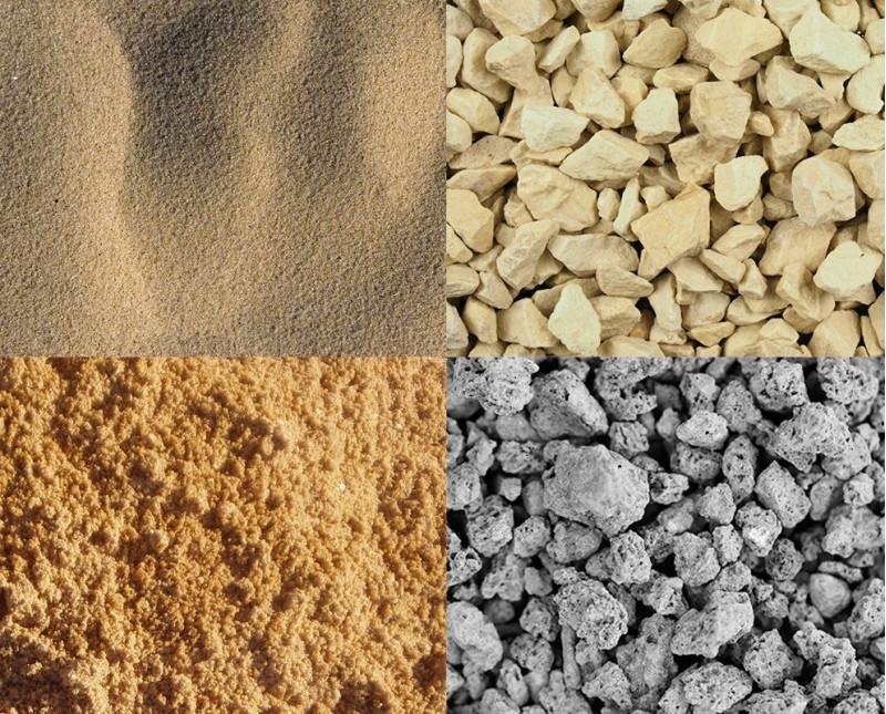 Песок. Щебень.Доставка.Перевозка.
