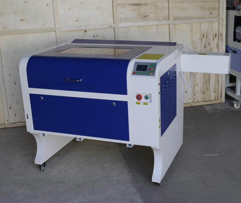 Лазерный станок 4060 80Вт