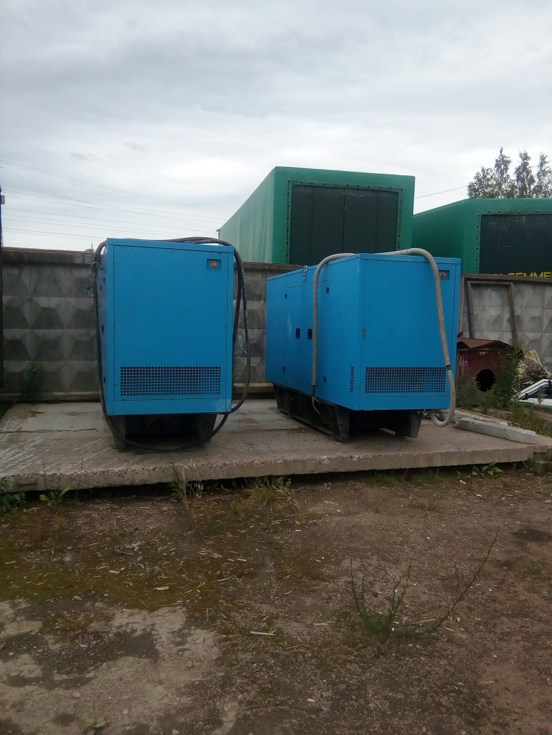 дизельэлектростанции