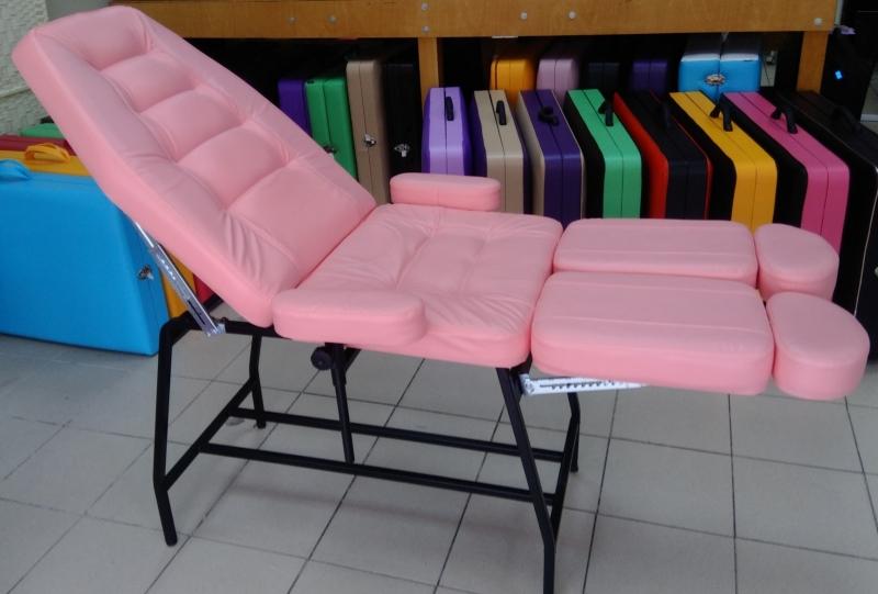 Пеликюрное кресло-кушетка