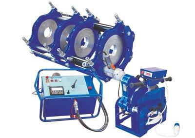 Гидравлический аппарат для сварки труб до 225 мм