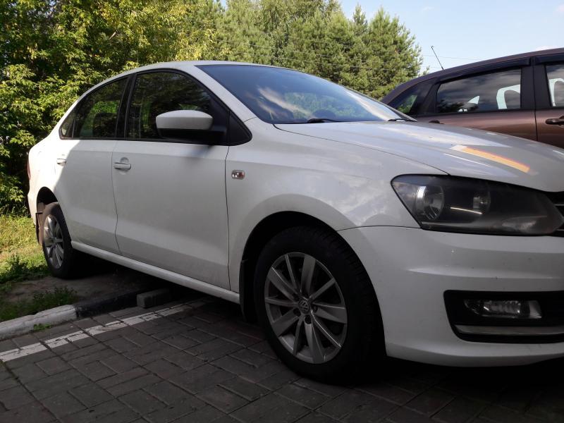 Volkswagen Polo, 2017 ПРОДАЮ