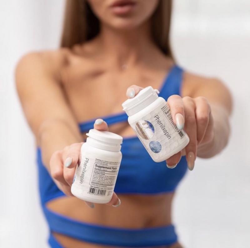 Капсулы для похудения phenilxepin/Фенилксепин/США