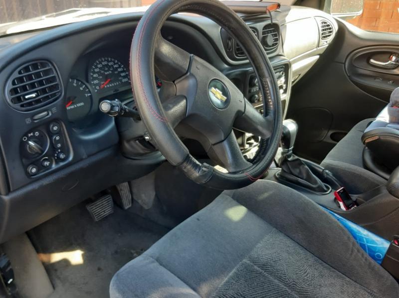 Chevrolet Trailblazer, 2005