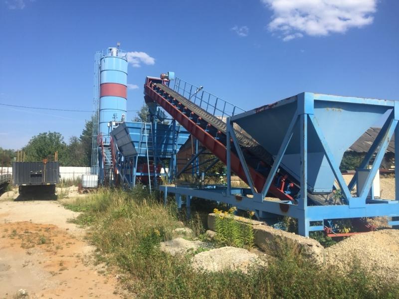 Бетонный завод Guris GMP35-CP