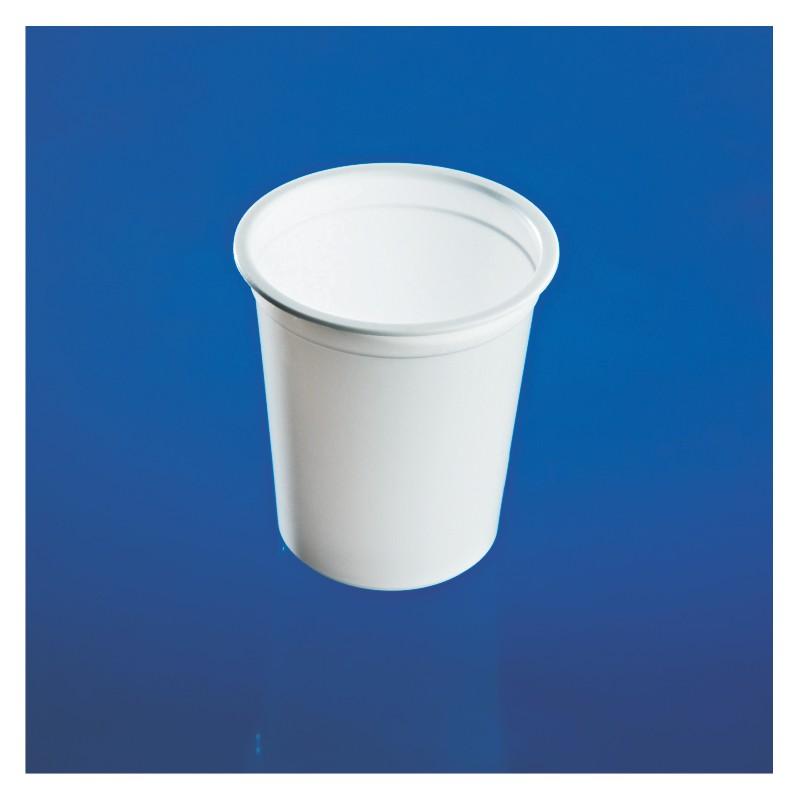 стакан полипропиленовый(молочный) 75.200