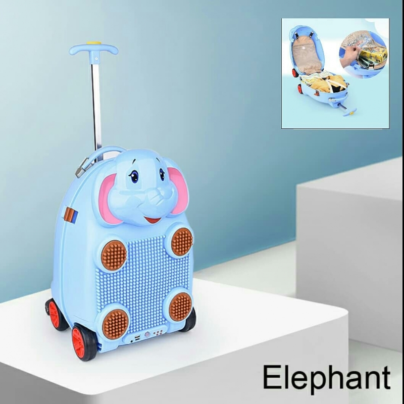 3D Чемоданы для детей
