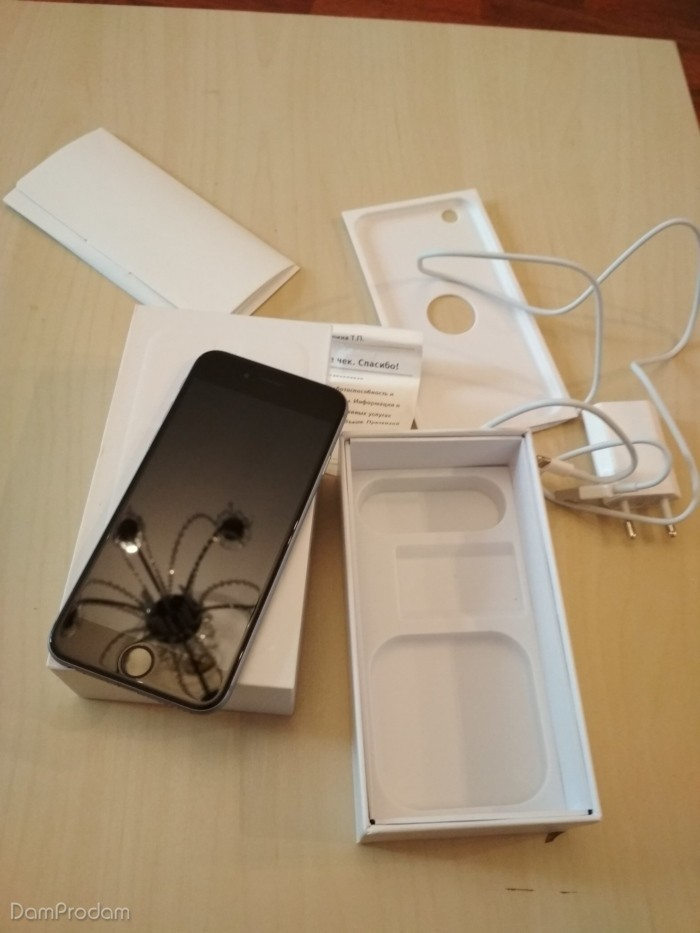 iPhone 6 Space MMQ3D2RU 32Gb