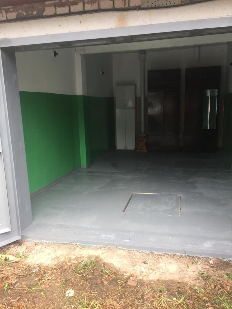 Отличный гараж недорого у стадиона Спартак