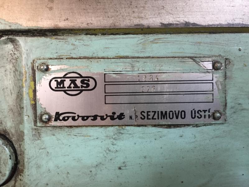 Радиально-сверлильный станок KOVOSVIT MAS VO-32
