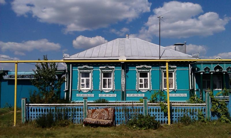 Дом 84 м2 Таловский район, с. Александровка