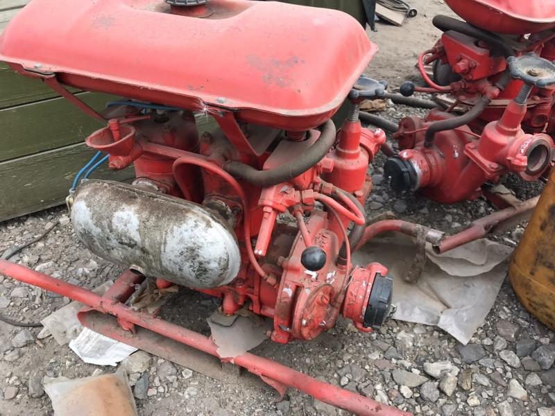 Мотопомпа мп8006-01