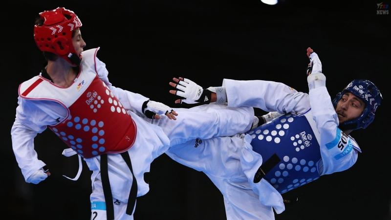 Проводим набор в секцию Taekwondo