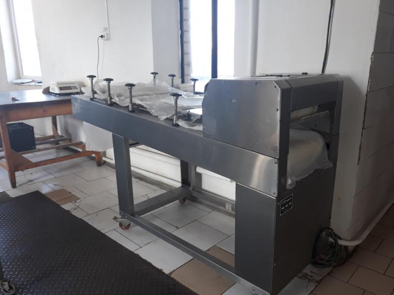 тестозакаточная машина USV 2000, Турция