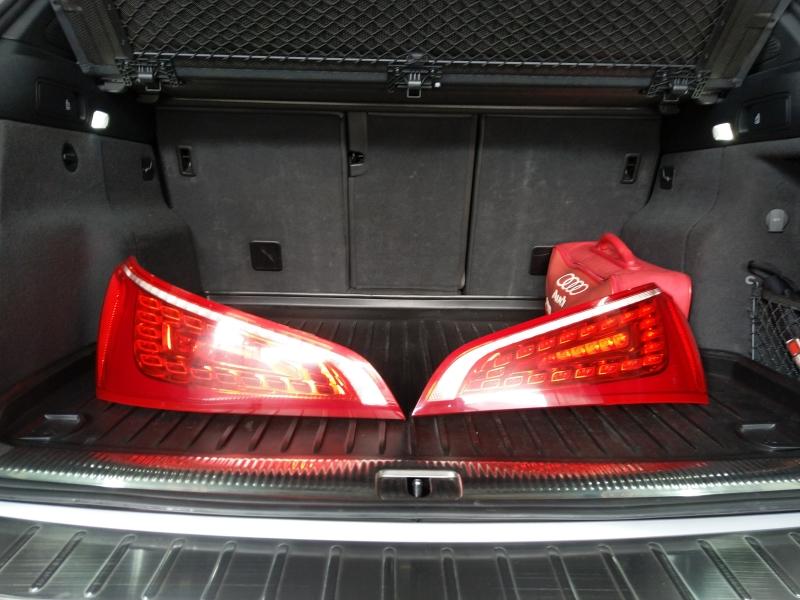 Фонари задние AUDI Q5