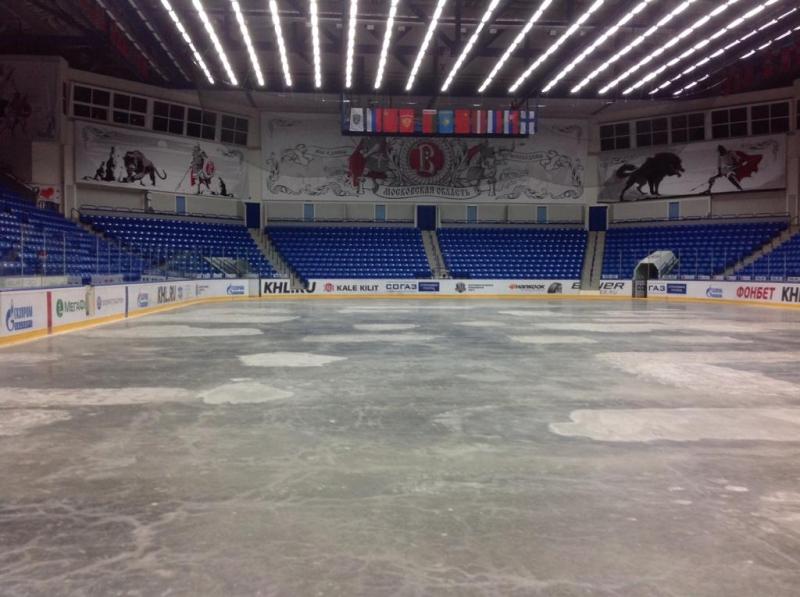 Профессиональный Хоккейный борт 30х60 RAITA SPORT (Финляндия)